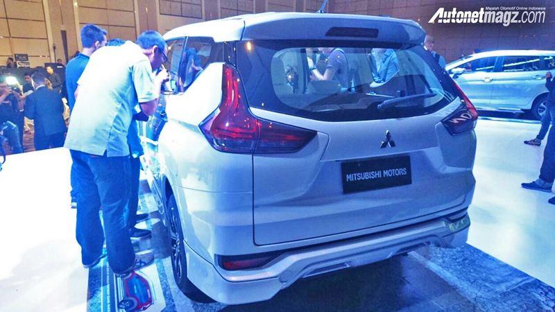 Xe MPV 7 chỗ Mitsubishi Expander 2018 chính thức ra mắt - Ảnh 4