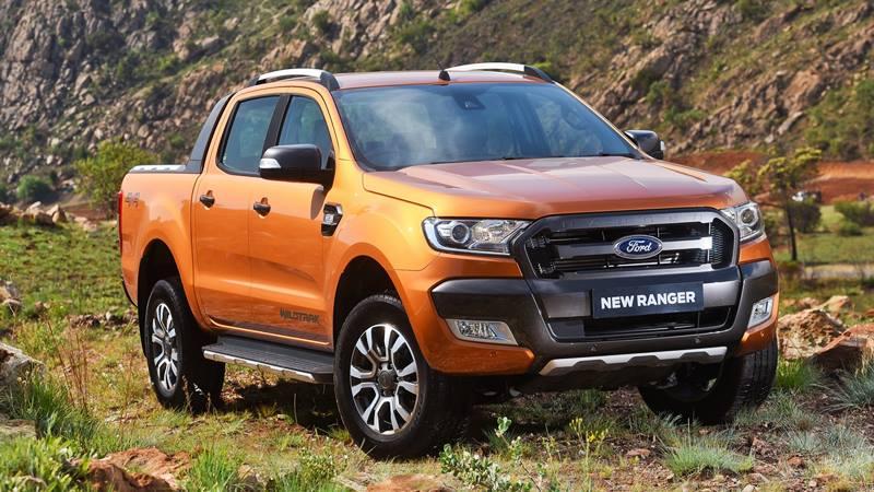 Ford Ranger 2018 có giá bán từ 385 triệu đồng tại Thái Lan - Hình 1