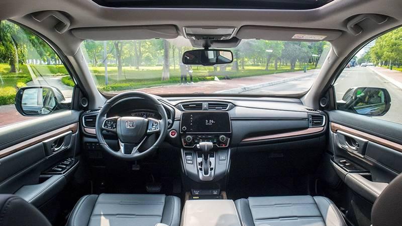 So sánh xe Hyundai SantaFe và Honda CR-V 2020 mới - Ảnh 9