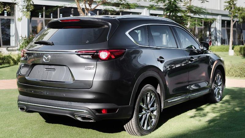 So sánh xe Mazda CX-8 và Honda CR-V 2020 - Ảnh 5