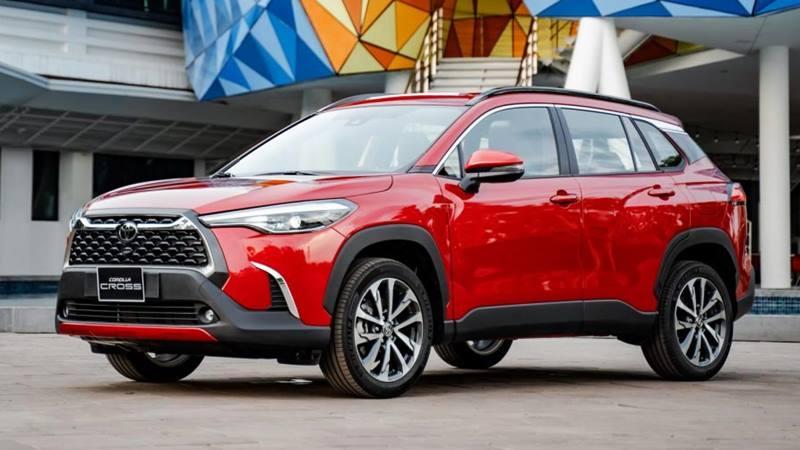 So sánh xe Mazda CX-5 và Toyota Corolla Cross 2020 mới - Ảnh 3