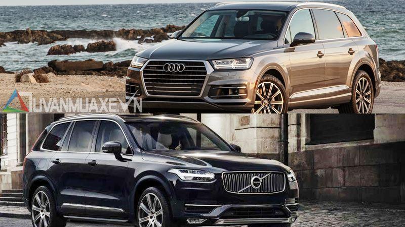 So sánh xe Audi Q7 và Volvo XC90 2018 tại Việt Nam - Ảnh 14