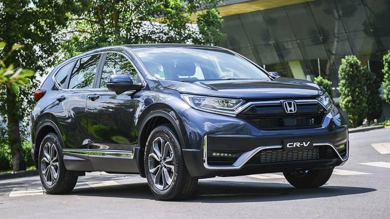 So sánh xe Mazda CX-8 và Honda CR-V 2020 - Ảnh 3