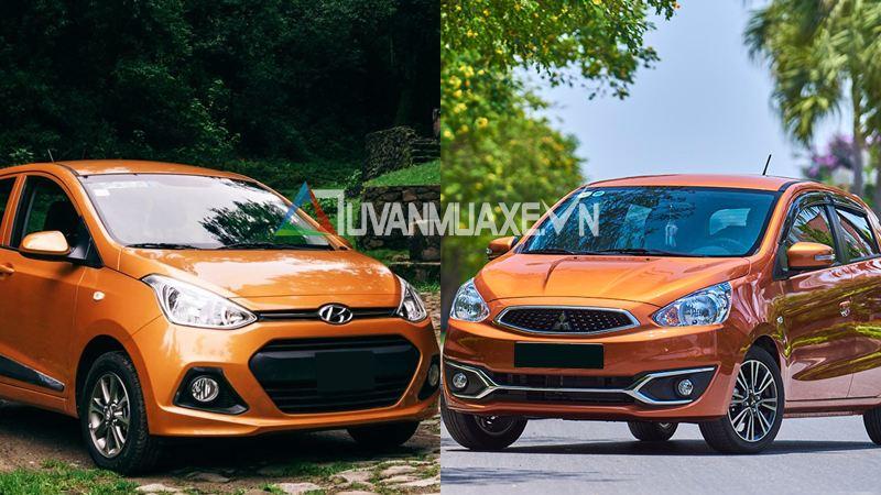 So sánh Hyundai Grand i10 và Mitsubishi Mirage: Cùng tầm giá, nên chọn xe nào? - Hình 2