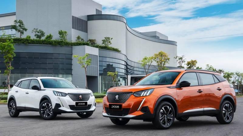 So sánh khác biệt hai phiên bản xe Peugeot 2008 2021 mới - Ảnh 1