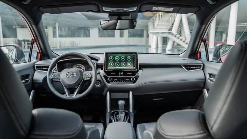 Đánh giá ưu nhược điểm xe Toyota Corolla Cross 2020-2021 mới - Ảnh 4