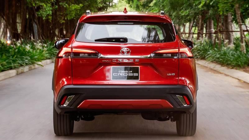 Đánh giá ưu nhược điểm xe Toyota Corolla Cross 2020-2021 mới - Ảnh 3