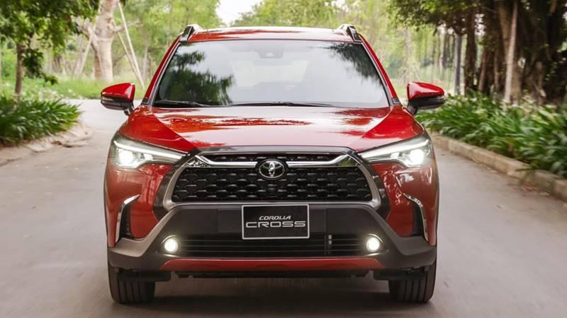 Đánh giá ưu nhược điểm xe Toyota Corolla Cross 2020-2021 mới - Ảnh 2