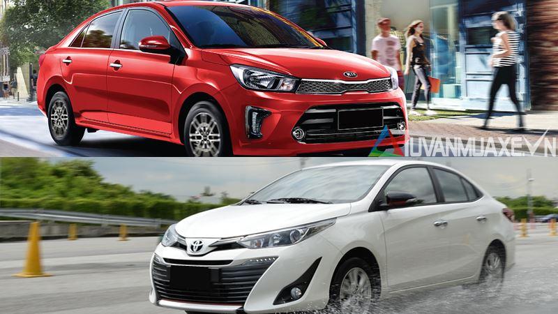 So sánh xe KIA Soluto 2019 và Toyota Vios 2019 - Ảnh 14