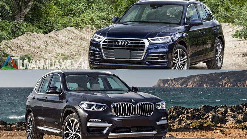 So sánh xe BMW X3 2019 và Audi Q5 2019 bản cao cấp - Ảnh 11