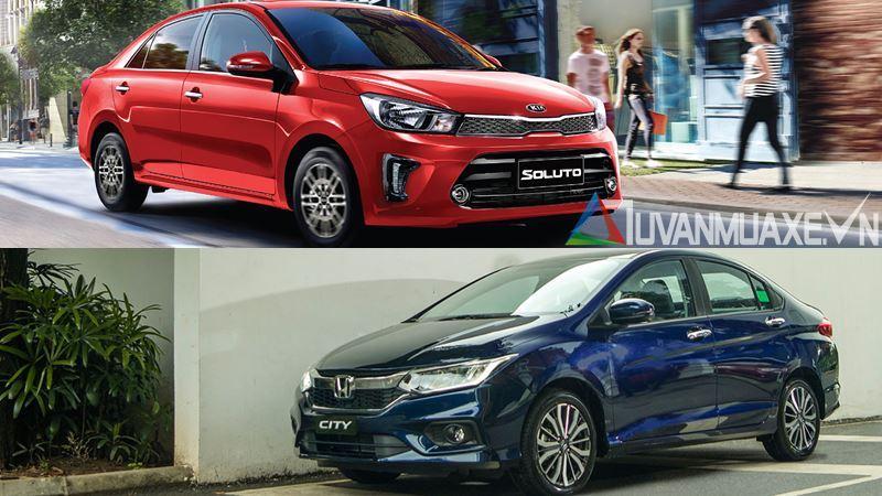 So sánh xe KIA Soluto 2019 và Honda City 2019 - Ảnh 14