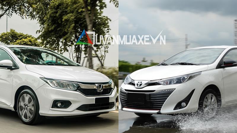 So sánh xe Honda City TOP và Toyota Vios G 2018-2019 mới - Ảnh 1