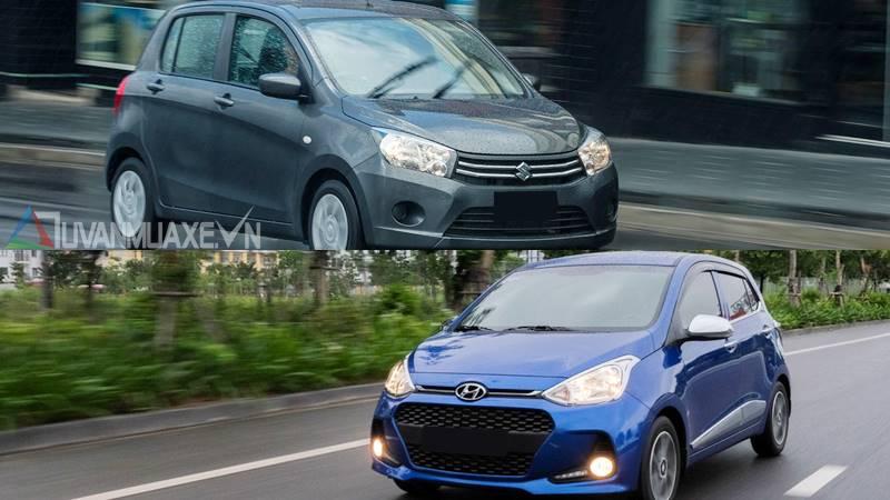 So sánh xe Hyundai Grand i10 và Suzuki Celerio 2018 - Ảnh 14