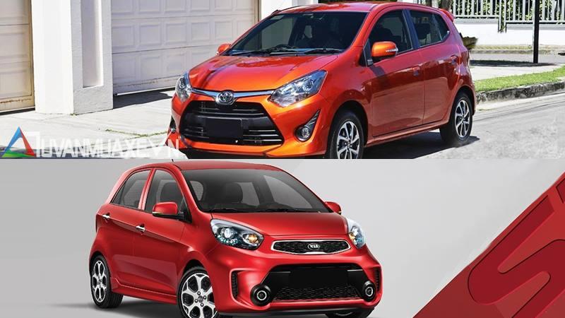 So sánh xe KIA Morning và Toyota Wigo 2018 tại Việt Nam - Ảnh 12