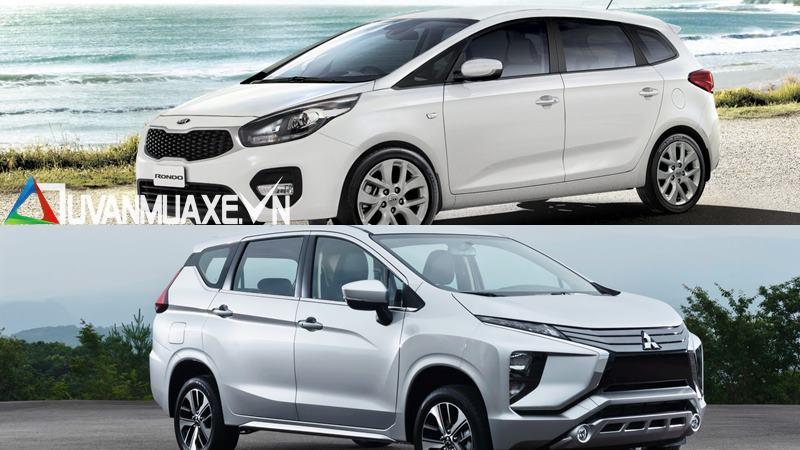 So sánh xe KIA Rondo và Mitsubishi Xpander 2018-2019 - Ảnh 14