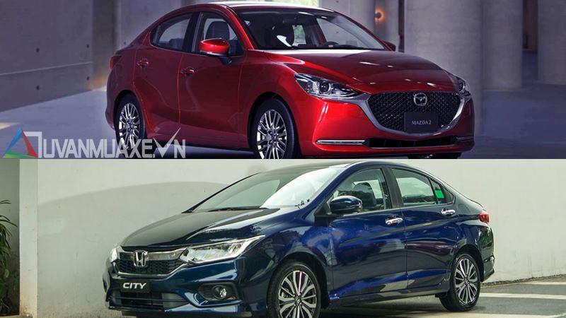 So sánh xe Mazda 2 2020 và Honda City ở tầm giá 600 triệu đồng - Ảnh 14