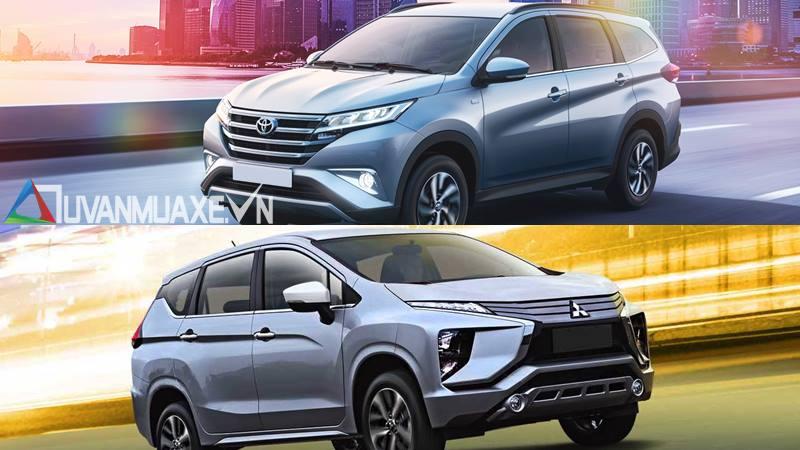 So sánh xe Toyota Rush và Mitsubishi Xpander 2018-2019 tại Việt Nam - Ảnh 9