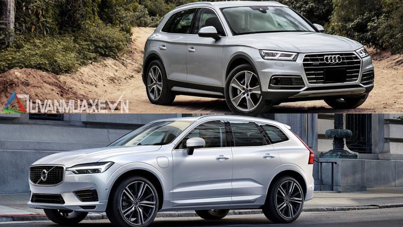 So sánh xe Audi Q5 2018 và Volvo XC60 2018 - Ảnh 13