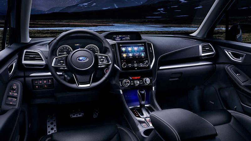 So sánh xe Mazda CX-5 2020 và Subaru Forester 2020 - Ảnh 9