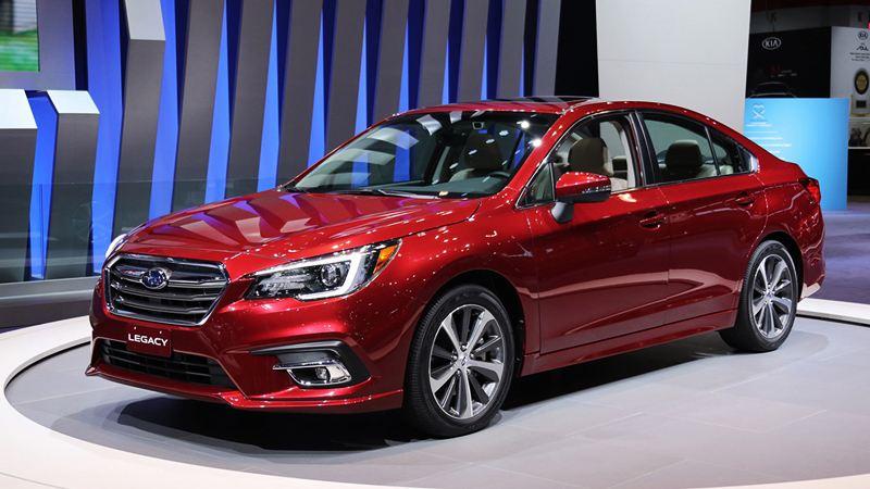 Đánh giá xe Subaru Legacy 2018 - Hình 1