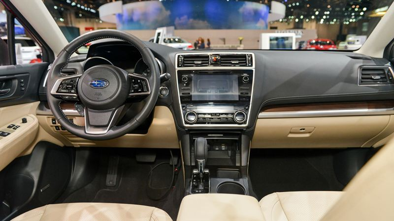 Đánh giá xe Subaru Legacy 2018 - Hình 2