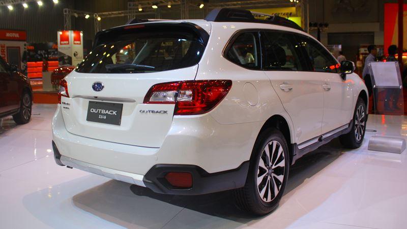 Giá xe Subaru Outback 2018 - Hình 2