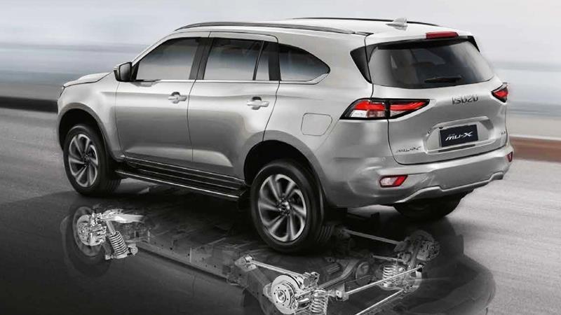 SUV 7 chỗ Isuzu MU-X 2021 thế hệ mới - Ảnh 2