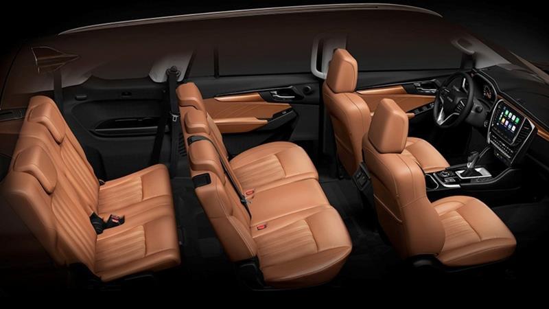 SUV 7 chỗ Isuzu MU-X 2021 thế hệ mới - Ảnh 4