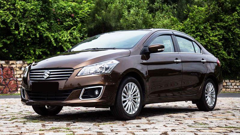 So sánh Suzuki Ciaz và Nissan Sunny mới: So tài tân binh sedan hạng B