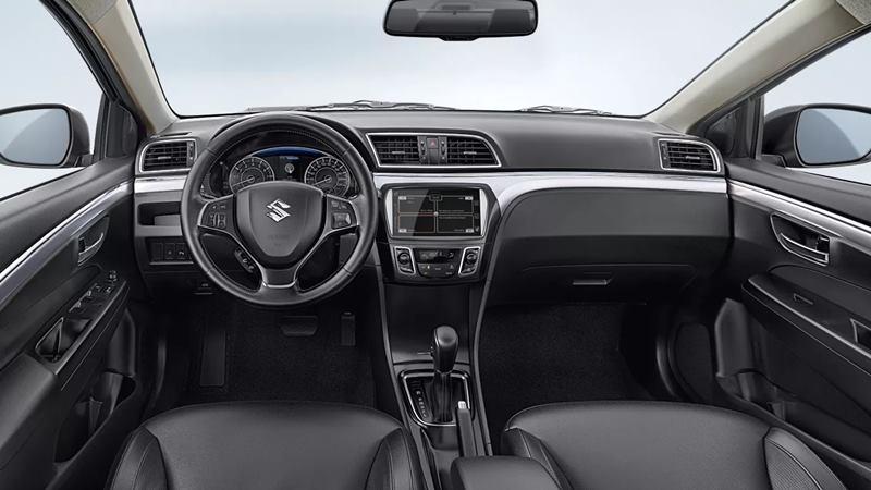 Sedan hạng B Suzuki Ciaz 2020 mới nâng cấp thiết kế và trang bị - Ảnh 4