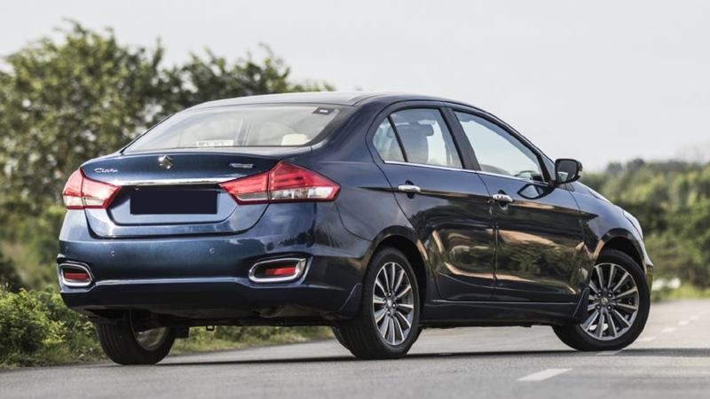 Sedan hạng B Suzuki Ciaz 2020 mới nâng cấp thiết kế và trang bị - Ảnh 3