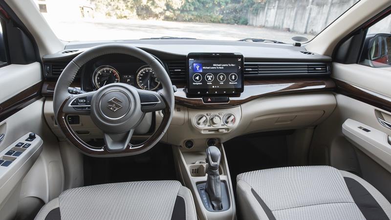 Hinh ảnh Chi Tiết Xe 7 Chỗ Suzuki Ertiga 2019 Thế Hệ Mới
