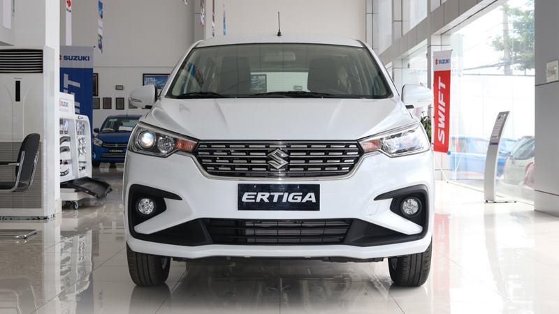 Xe 7 chỗ giá rẻ Suzuki Ertiga 2019 chính thức bán tại Việt Nam - Ảnh 7