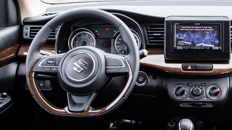 So sánh khác biệt giữa hai phiên bản Suzuki Ertiga 2019 - GL và GLX - Ảnh 5