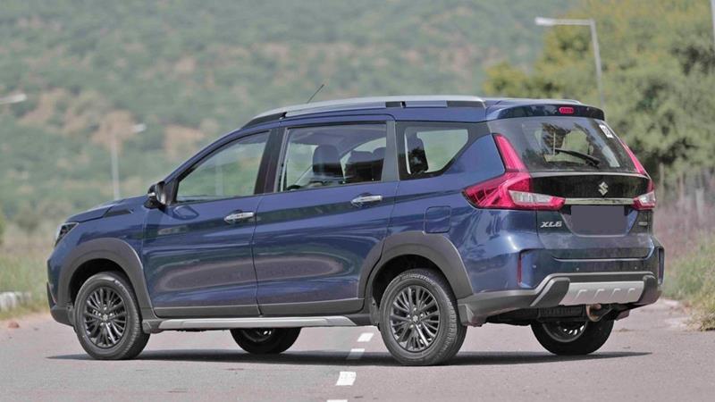 Xe SUV 7 chỗ Suzuki XL7 2020 mới bán tại Việt Nam - Ảnh 2