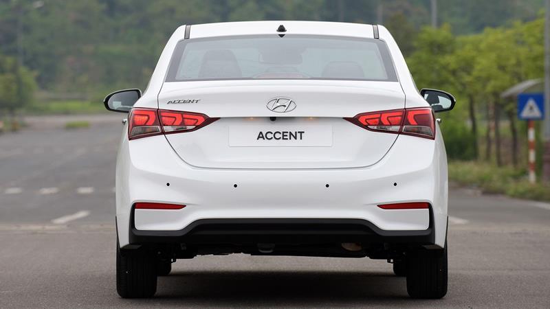 Hyundai ra mắt Accent lắp ráp giá từ 425 triệu đồng, quyết đấu Toyota Vios - Hình 2