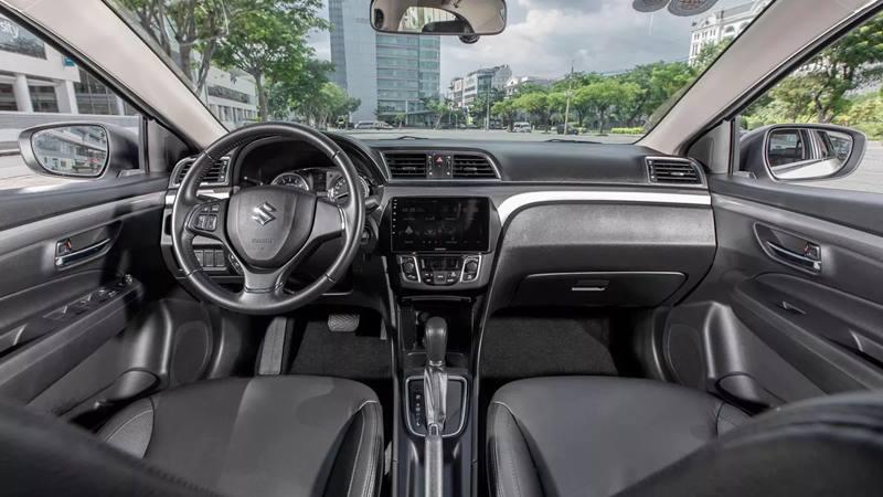 Thông số kỹ thuật và trang bị xe Suzuki Ciaz 2020 tại Việt Nam - Ảnh 4