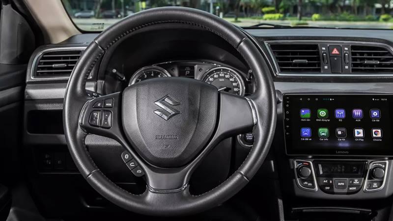 Thông số kỹ thuật và trang bị xe Suzuki Ciaz 2020 tại Việt Nam - Ảnh 5