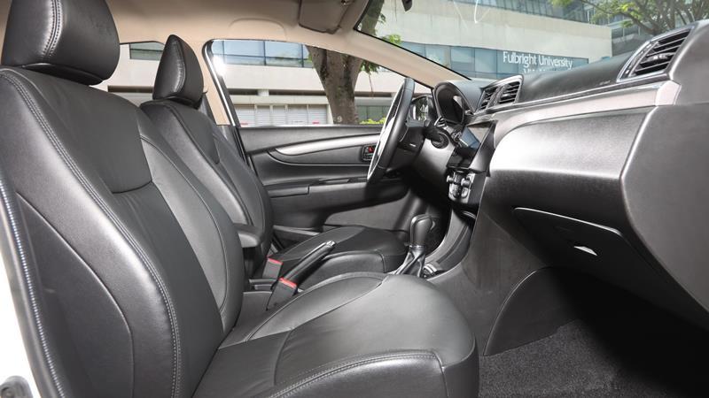 Thông số kỹ thuật và trang bị xe Suzuki Ciaz 2020 tại Việt Nam - Ảnh 6