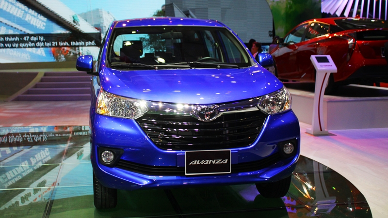 """Tìm hiểu bộ ba dòng xe Toyota Wigo, Rush, Avanza sắp """"cập bến"""" tại Việt Nam - Hình 2"""