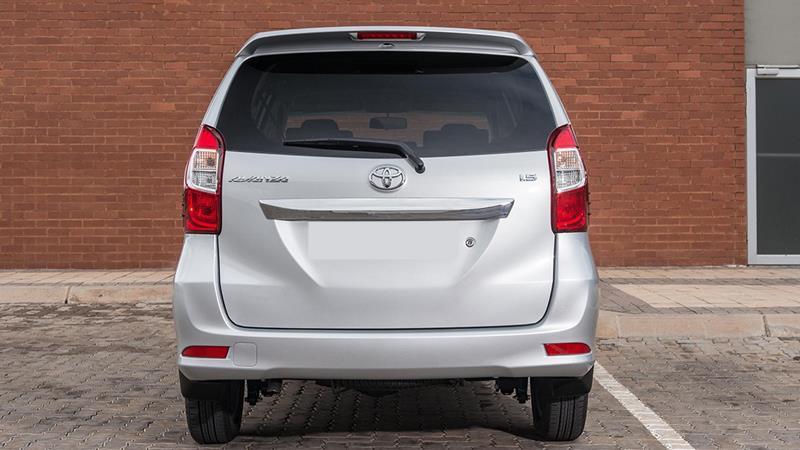 Thông số kỹ thuật và trang bị xe Toyota Avanza 2018-2019 tại Việt Nam - Ảnh 3