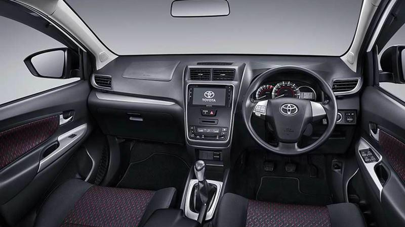 Toyota Avanza 2019 phiên bản mới nâng cấp - Ảnh 4