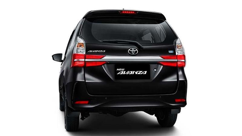 Toyota Avanza 2019 phiên bản mới nâng cấp - Ảnh 3
