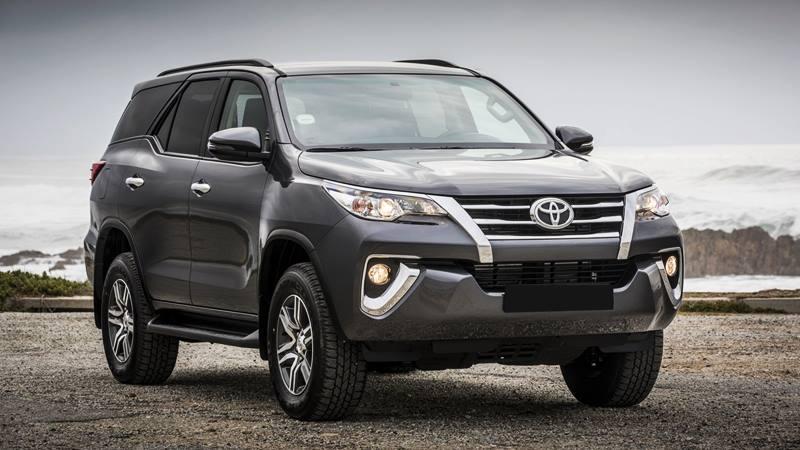 Xếp hạng 5 xe SUV cỡ trung tháng 9/2018: Toyota Fortuner mất sức hút, Everest bứt phá - Hình 1
