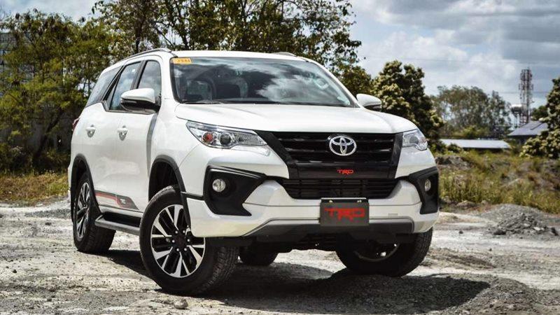 Giá xe Toyota Fortuner 2019 lắp ráp Việt Nam từ 1,033 tỷ đồng - Ảnh 4