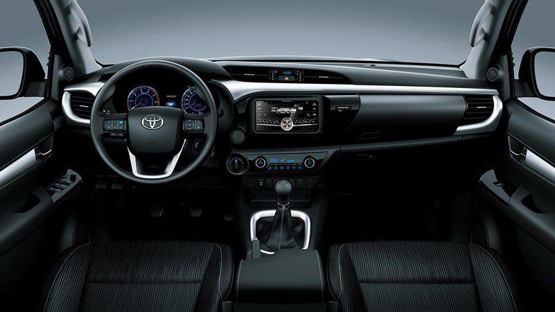 Thông số năng lực và trang bị Toyota Hilux 2018 tại Việt Nam - Ảnh 4