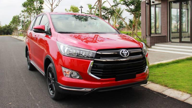 Giá xe Toyota Innova 2018 tại Việt Nam - 2.0E, 2.0G, 2.0V và Venturer - Ảnh 6