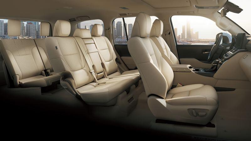 Thông số và trang bị xe Toyota Land Cruiser 2021-2022 tại Việt Nam - Ảnh 6