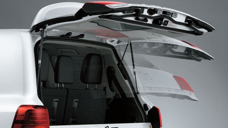 Giá bán xe Toyota Land Cruiser V8 2020 tại Việt Nam từ 4,03 tỷ đồng - Ảnh 3