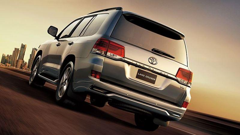 Giá bán xe Toyota Land Cruiser V8 2020 tại Việt Nam từ 4,03 tỷ đồng - Ảnh 6